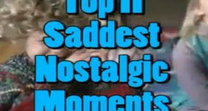 Nostalgia Critic: Top 11 Saddest Moments