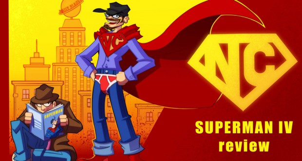 Superman IV – Nostalgia Critic | Channel Awesome