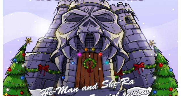 He Man Christmas Special.He Man And She Ra A Christmas Special Channel Awesome
