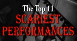 Nostalgia Critic: Top 11 Scariest Performances