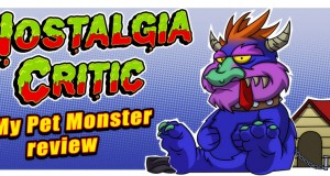 Nostalgia Critic: My Pet Monster Movie