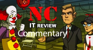Nostalgia Critic Commentary: Stephen King's It
