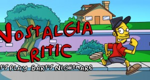 Nostalgia Critic: Let's Play Bart's Nightmare