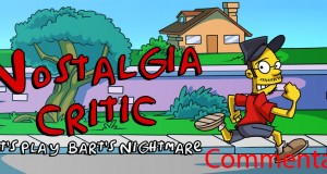 Nostalgia Critic Commentary: Let's Play Bart's Nightmare