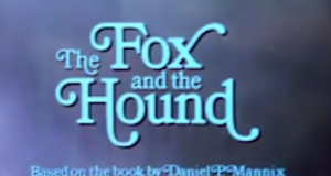 The Fox and the Hound - Disneycember 2011