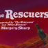The Rescuers - Disneycember 2011