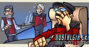 Nostalgia Critic: Star Trek Generations