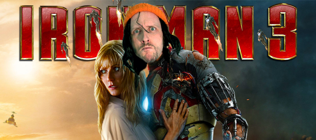 bum reviews iron man 3 channel awesome