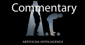 Nostalgia Critic Commentary: AI