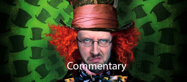Nostalgia Critic Commentary: Alice in Wonderland (2010