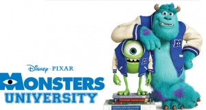 Monsters University - Disneycember