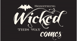 Something Wicked This Way Comes - Disneycember