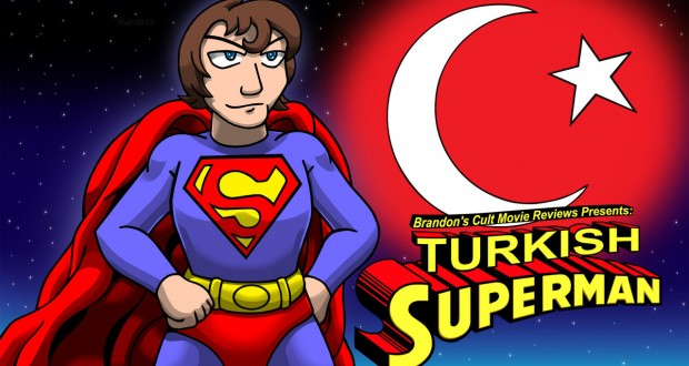 Brandon Tenold: Turkish Superman