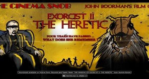 Cinema Snob: Exorcist II: The Heretic