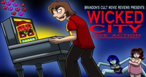 Brandon Tenold: Wicked City Live Action