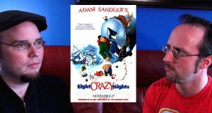 Nostalgia Critic Real Thoughts: 8 Crazy Nights