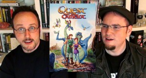 Nostalgia Critic Real Thoughts On: Quest for Camelot