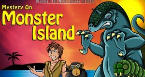 Brandon Tenold: Mystery On Monster Island
