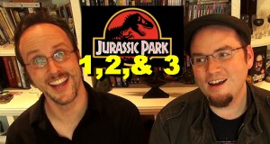 Nostalgia Critic Real Thoughts On: The Jurassic Park Movies