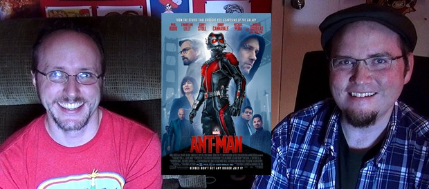 Sibling Rivalry: Ant-Man
