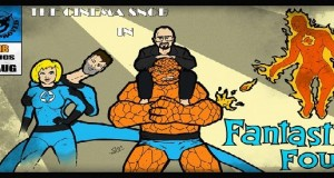 The Cinema Snob: The Fantastic Four