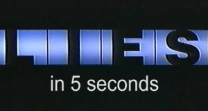True Lies in 5 Seconds