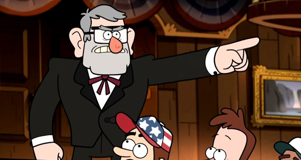 Gravity Falls Vlogs: Episode 34 - The Stanchurian Candidate