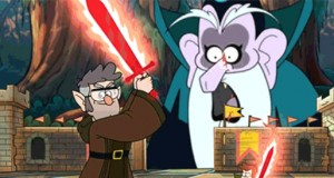 Gravity Falls Vlogs: Dungeons, Dungeons and More Dungeons