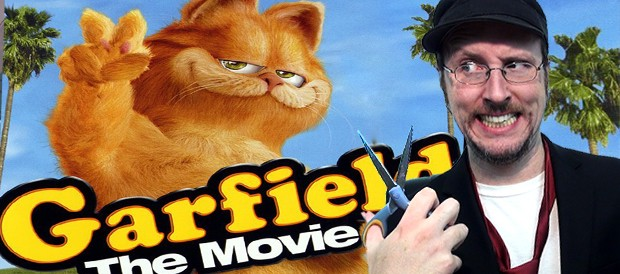There something? garfeild the fist movie can suggest