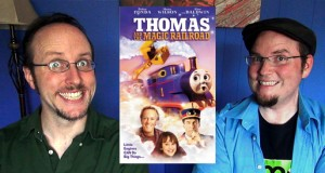 Nostalgia Critic Real Thoughts On: Thomas and the Magic Railroad
