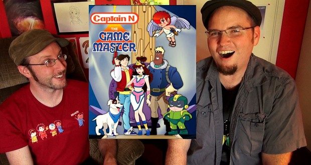 Nostalgia Critic Real Thoughts On: Captain N