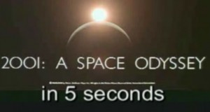 2001: A Space Odyssey in 5 Seconds