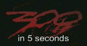 300 in 5 Seconds
