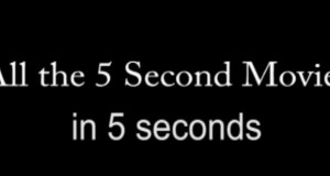 All 5 Second Movies in 5 Seconds