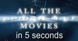 Spider-Man 1-3 in 5 Seconds