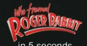 Who Framed Roger Rabbit in 5 Seconds