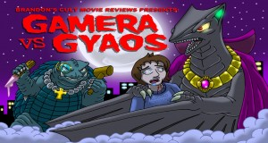 Brandon Tenold: Gamera vs. Gyaos