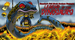 Legend Of The Dinosaurs - Brandon Tenold