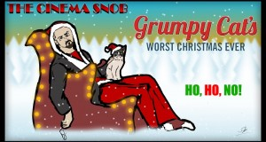 Grumpy Cat's Worst Christmas Ever - Cinema Snob