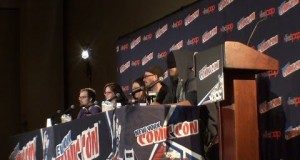 New York Comic Con: League of Super Critics Panel