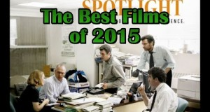 The Best Films of 2015 - Brad Jones