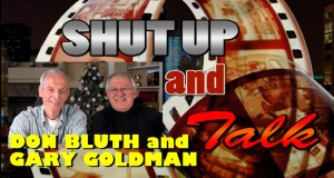 Shut Up and Talk - Don Bluth and Gary Goldman