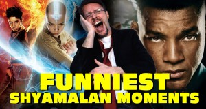 Top 11 Funniest Shyamalan Moments - Nostalgia Critic