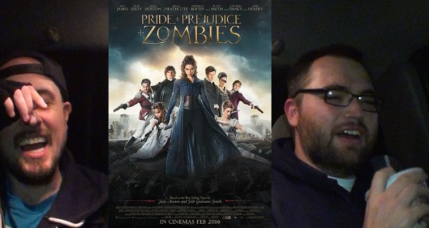 Hail Caesar and Pride and Prejudice and Zombies - Midnight Screenings