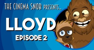 LLOYD: My Big Fat Geek Buddy - Brad Jones