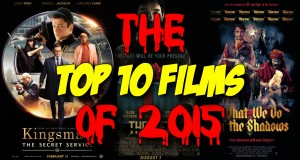 Top 10 Films of 2015 - Blood Splattered Cinema