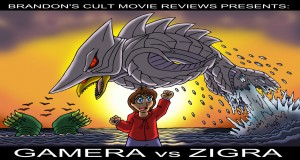 Gamera vs. Zigra - Brandon Tenold