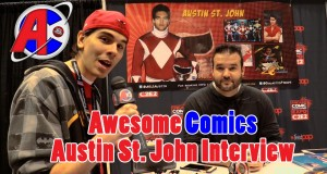 Austin St. John Full Interview - Awesome Comics