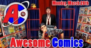 Awesome Comics Show Promo