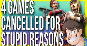 4 Games Cancelled for Stupid Reasons: Fact Hunt - Guru Larry